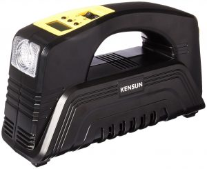 Kensun ACDC Rapid Performance Portable Air Compressor