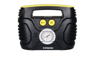 Kensun ACDC Swift Performance Portable Air Compressor