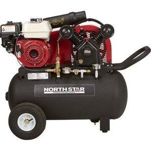 northstar portable gas air compressor